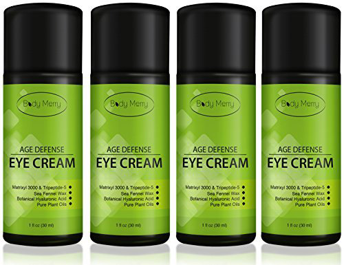 10. Age Defense Eye Cream from Body Merry