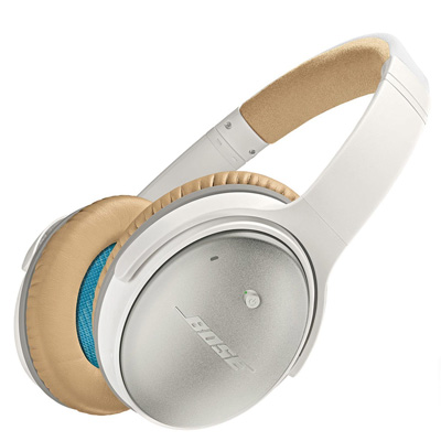 10. Bose QuietComfort 25 Acoustic Noise Cancelling headphones