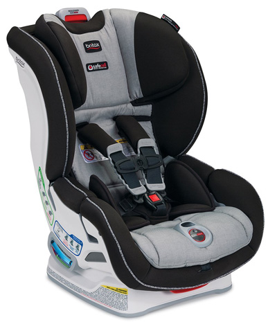 10. Britax Boulevard Click Tight Convertible Car Seat