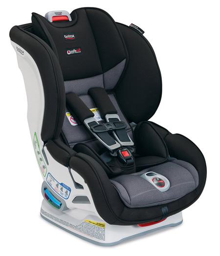 7. Britax Marathon ClickTight Convertible Car Seat, Verve