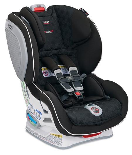 5. Britax Advocate ClickTight Convertible Car Seat