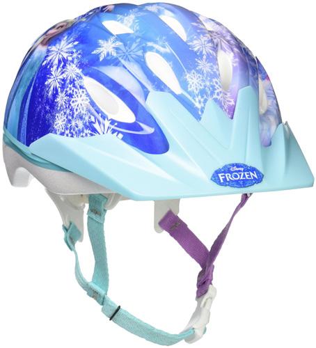 7. Bell Frozen Child Bike Helmet - Family Forever