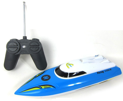 3. Childs High Speed Wireless RC Boat by Fun Toys