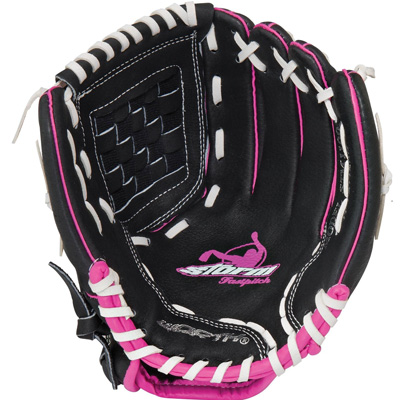 8. Worth Storm Series 11 Inch STM1100 Fastpitch Softball Glove