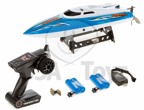 10. Udirc Venom High Speed RC Electric Boat by USA Toyz