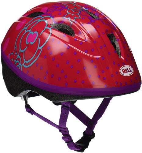 10. Bell Toddler Zoomer Bike Helmet