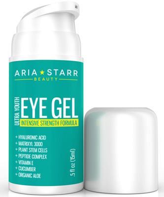 9. Ultra Youth Eye Cream by Aria Starr Beauty