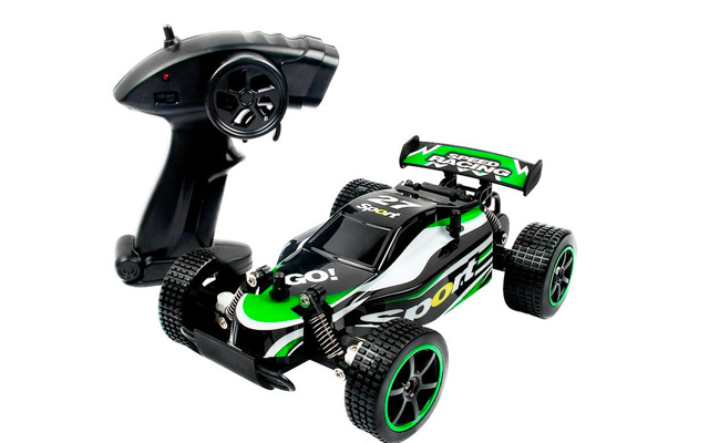 4. SZJJX RC Cars Rock Off-Road Vehicle Crawler Truck