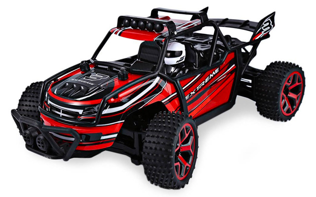 10. SZJJX RC Cars Off-Road Rock Vehicle Crawler Truck