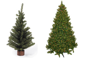 Beautifully Decorate your Home with Cheap Christmas Trees