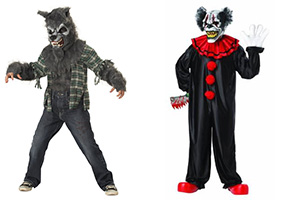 Finding the Best Scary Halloween Costumes for Kids