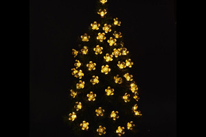 What Are The Finest of Light Choices For An LED Christmas Tree And Decorations?