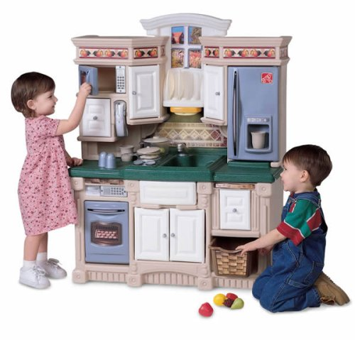 7. Step2 Step 2 LifeStyle Dream KitchenIncludes 37 accessory pieces (Made in China) CHOKING HAZARD, Recommended for ages 3 & Up