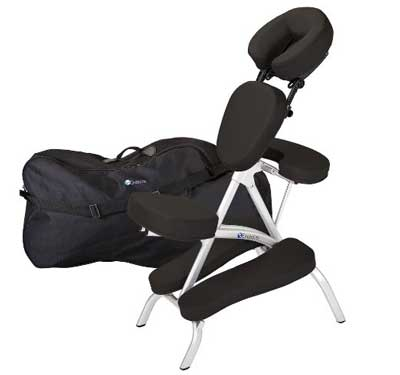 3. Earthlite Vortex Massage Chair Package