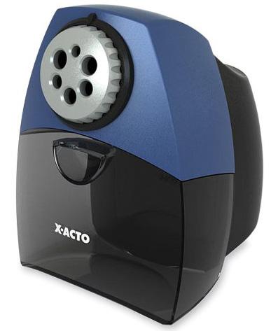 6. X-ACTO TeacherPro Classroom Electric Pencil Sharpener,