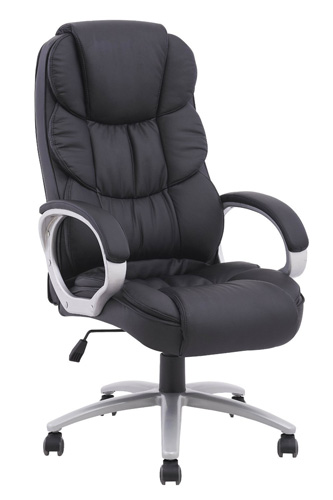 1. High Back Executive PU Leather Ergonomic Office Desk Computer Chair, Best Ergonomic Office Chair