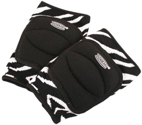 4. Tachikara Zebra Knee Pads