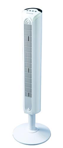 1. Honeywell Comfort Control Tower Fan, HY-025 by Honeywell