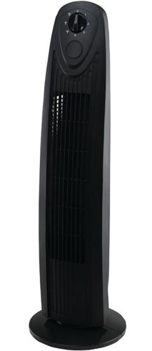 9. Optimus F-7330 Tower Fan, 29-Inch, Black