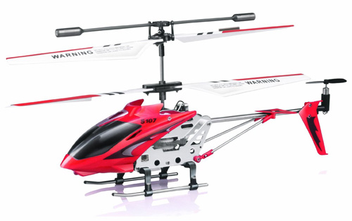 1. Syma S107/S107G R/C Helicopter