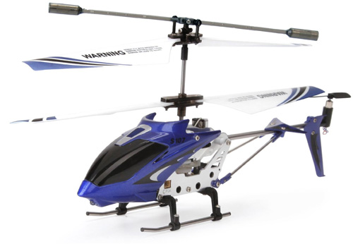 3. Syma S107G 3.5 Channel RC Helicopter with Gyro
