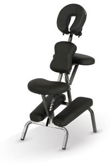 10. Heaven Massage Deluxe Portable Folding Massage Chair