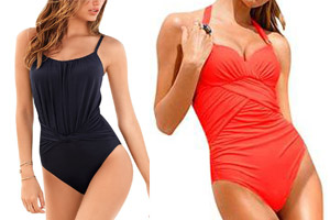 Cheap One Piece Swimsuits for Women