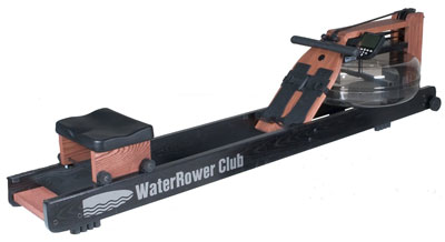 9. WaterRower Club Rowing Machine