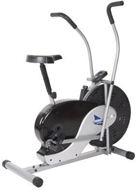 4. Body Rider BRF700 Fan Upright Exercise Bike