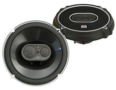 8. JBL GTO638 6.5-Inch 3-Way Speakers (Pair)