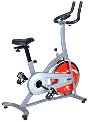6. Sunny Health and Fitness Indoor Cycling Bike