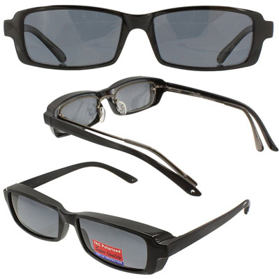 7. Slim Jim Mini -Sunglasses Grey Polarized Lenses