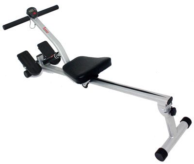 3. Sunny Health and Fitness Rowing Machine
