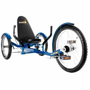 5. Mobo Triton Pro- The Ultimate Three Wheeled Cruiser (Adult)