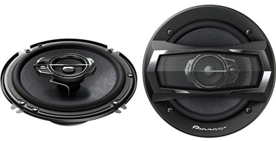 1. Pioneer TS-A1675R 6-1/2, Best Car Speakers on the Market Reviews
