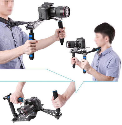 2. Neewer Foldable DSLR Rig Movie Kit