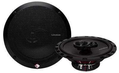 4. Rockford Fosgate R165X3 Prime 6.5-Inch Full-Range 3-Way Coaxial Speaker