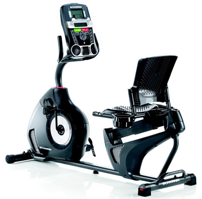 10. Schwinn 230 Recumbent Exercise Bike, Top Rated Stationary Bikes Reviews