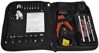 2. Antigravity Batteries Micro-Start Jump Starter/Personal Power Supply XP-1 XP-1