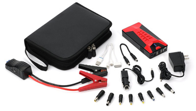 7. Brightech™ Scorpion Car Jump Starter and Batter Charger