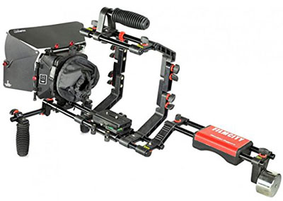 5. Filmcity DSLR Camera Cage Shoulder Rig