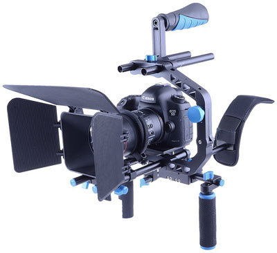 9. Neewer Professional DSLR Rig