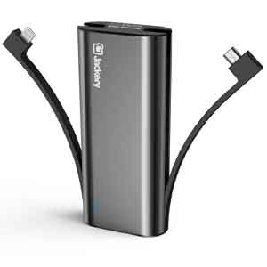 4. Jackery Bar Pocket-sized 6000mAh Charger