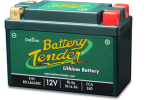 Top 10 Best Motorcycle Battery Reviews