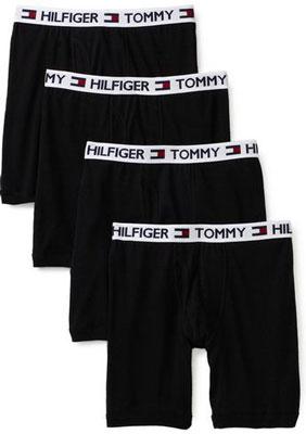 3. Tommy Hilfiger Men's Four-Pack Boxer Brief