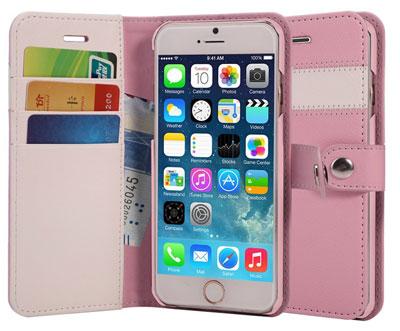 1. AceAbove iPhone 6S Premium Leather case