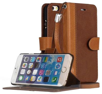 3. AceAbove iPhone 6S wallet case