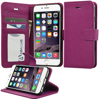 9. Abacus24-7 Apple iPhone 6S Wallet Case