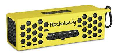 16. New Rocksteady Bluetooth Speakers