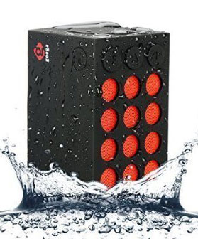 24. Geega Waterproof Portable Wireless Speaker